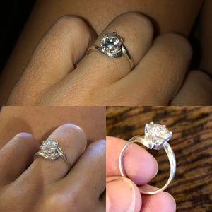 Jewelry - 1.5ct D VVS1 Moissanite Ring